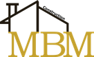 Logo for MBM Construction